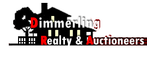 Dimmerling Realty & Auctioneers Inc, logo